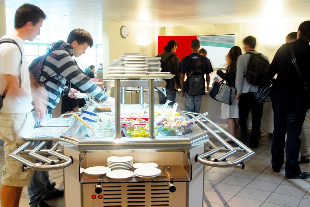 Crous Lyon  Restaurant Universitaire Horaires