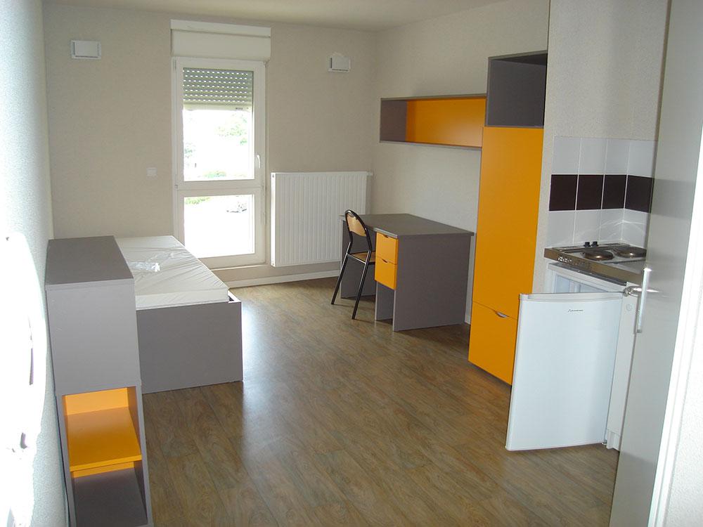 r sidence les hauts de saint aubin nantes pays de la loire. Black Bedroom Furniture Sets. Home Design Ideas